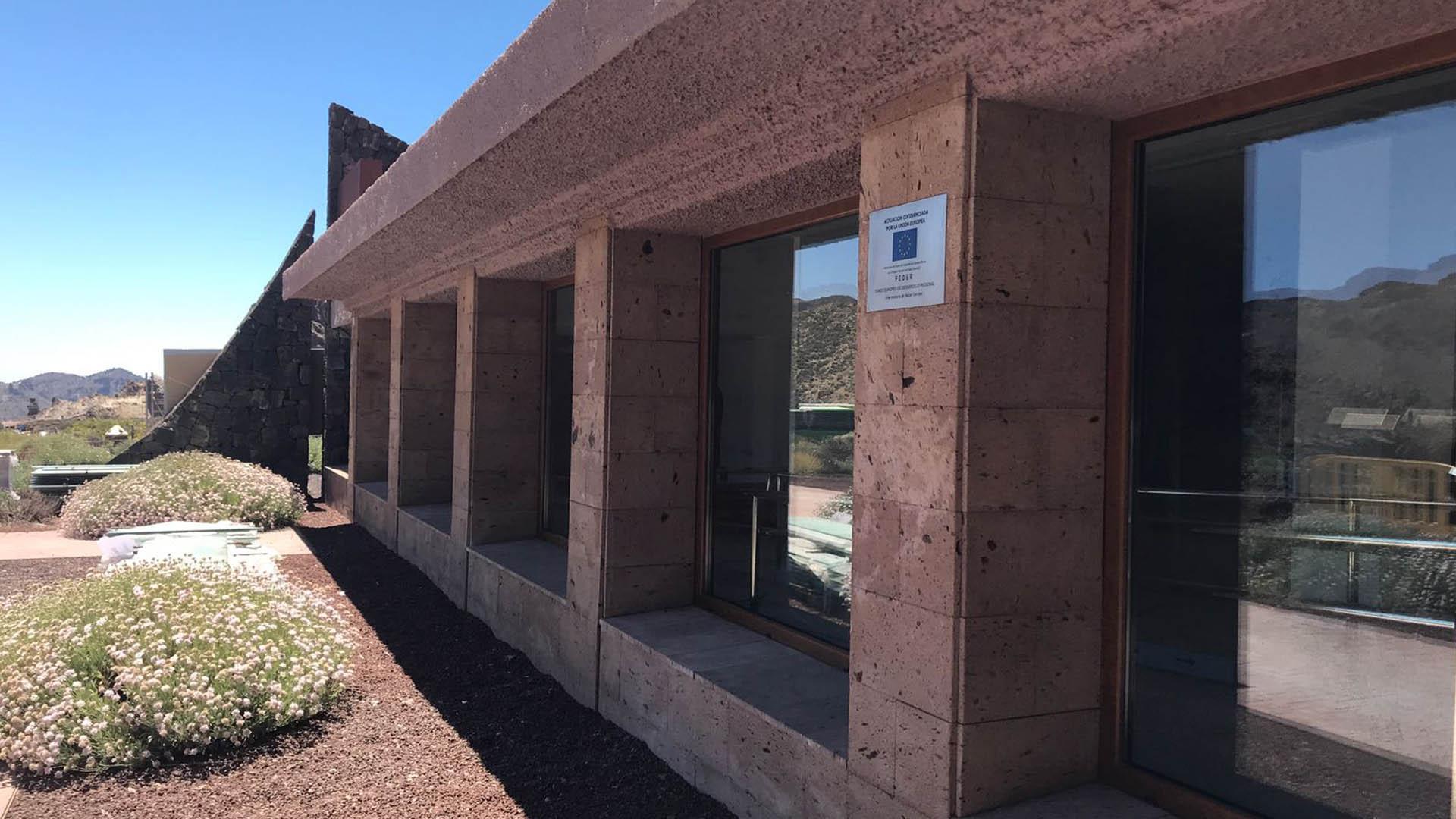 Centro de Visitante del Parador del Teide